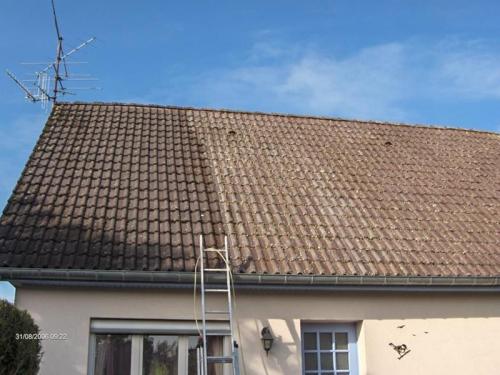 nettoyage de toiture nettoyage et d moussage de toiture verquieres t l nettoyage de toiture 2. Black Bedroom Furniture Sets. Home Design Ideas